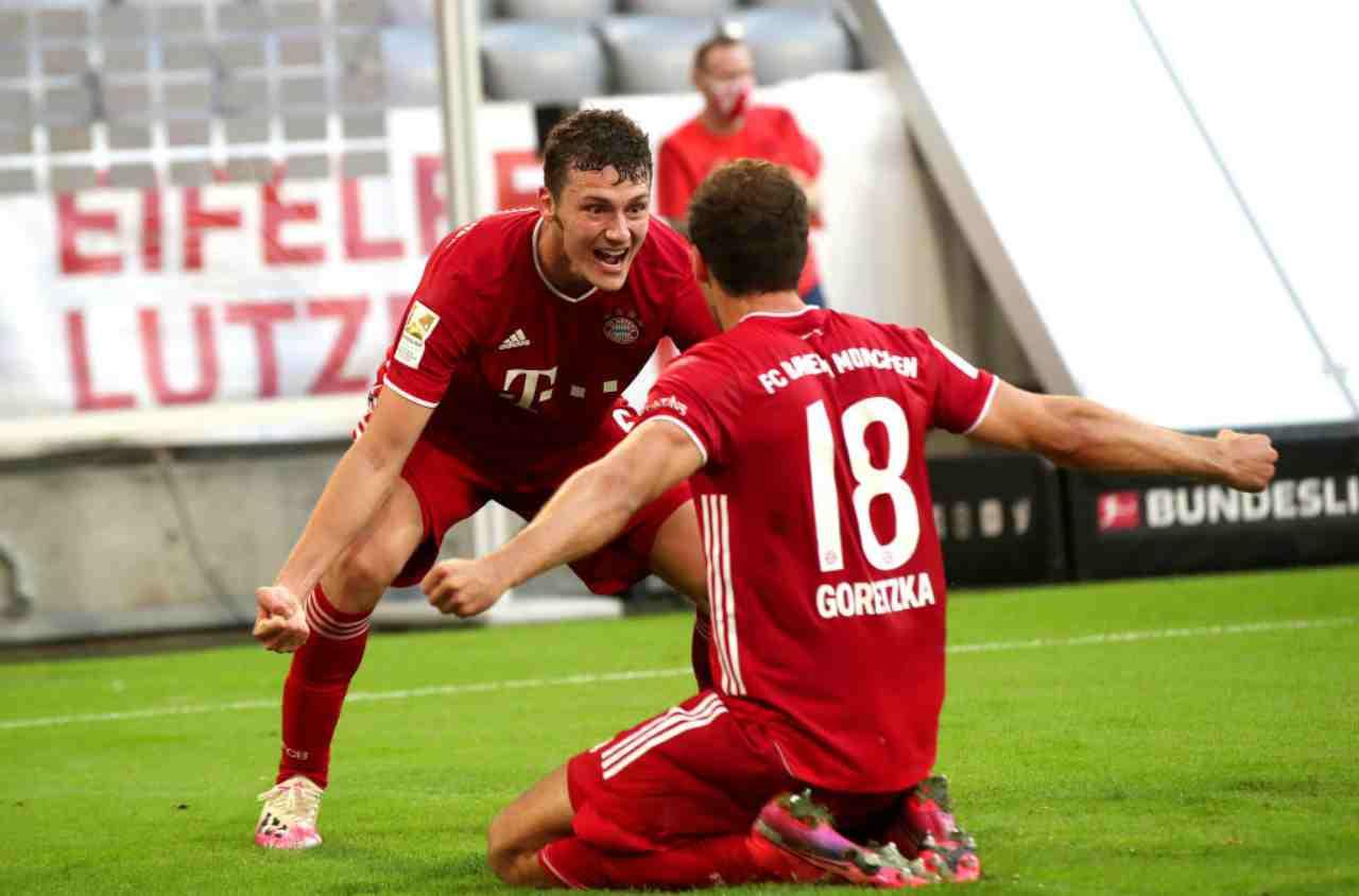 Bundesliga: il Borussia Dortmund chiama, il Bayern Monaco risponde