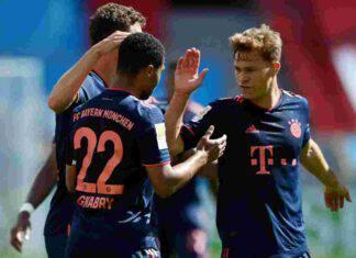 Bundesliga: Bayern Monaco, poker da record al Bayer Leverkusen - highlights