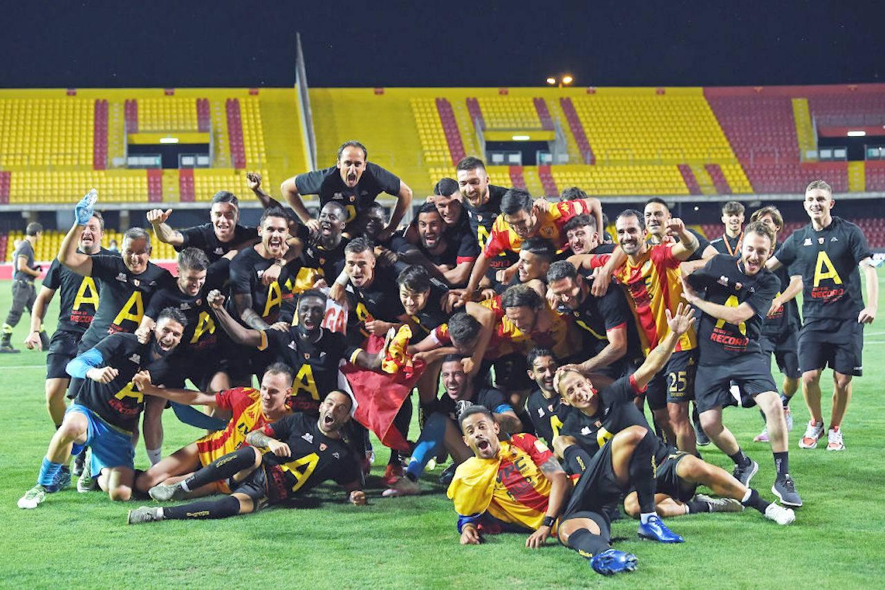 Benevento in Serie A, pronti i primi colpi: contattati grandi nomi