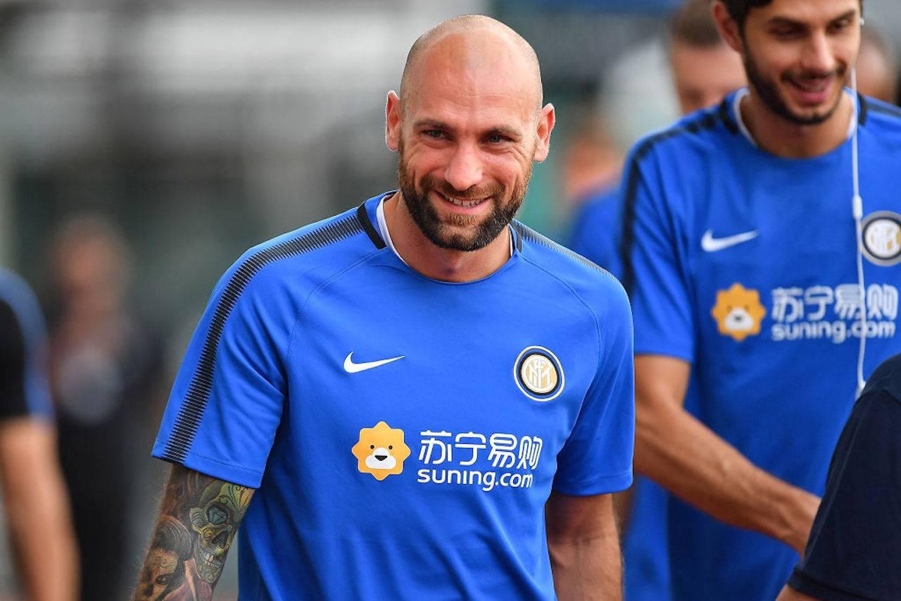 Inter, Berni e il curioso record di... cartellini