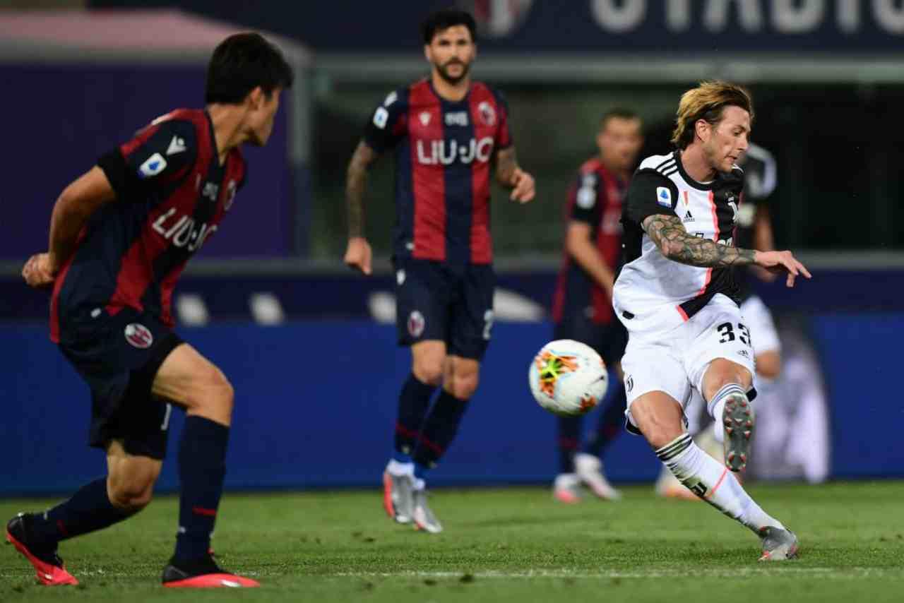 Serie A, highlights Bologna-Juventus: gol e sintesi del match – VIDEO