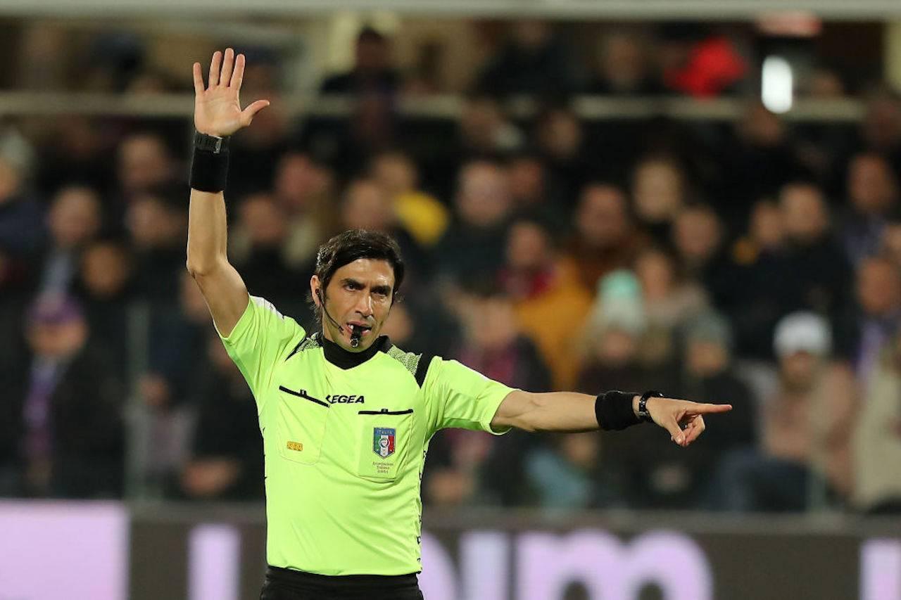 Serie A arbitri del 30 giugno: Genoa-Juventus a Calvarese
