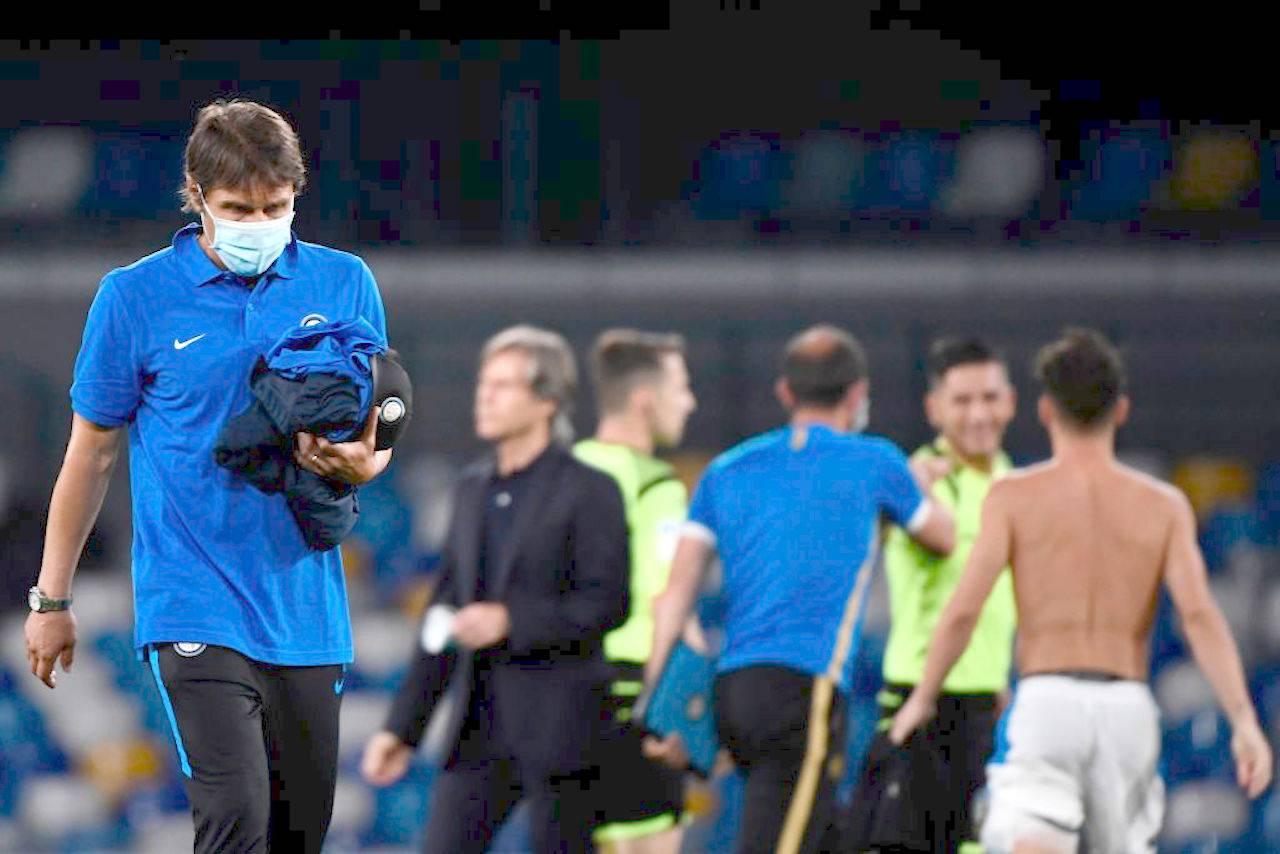Calciomercato Inter, Conte deluso: avviso a Marotta e Suning