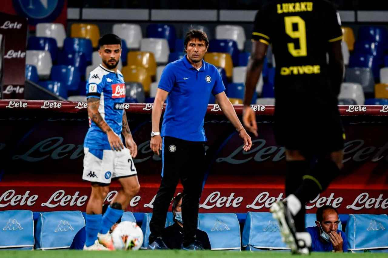 Inter, Conte chiede giocatori di qualità per il prossimo mercato
