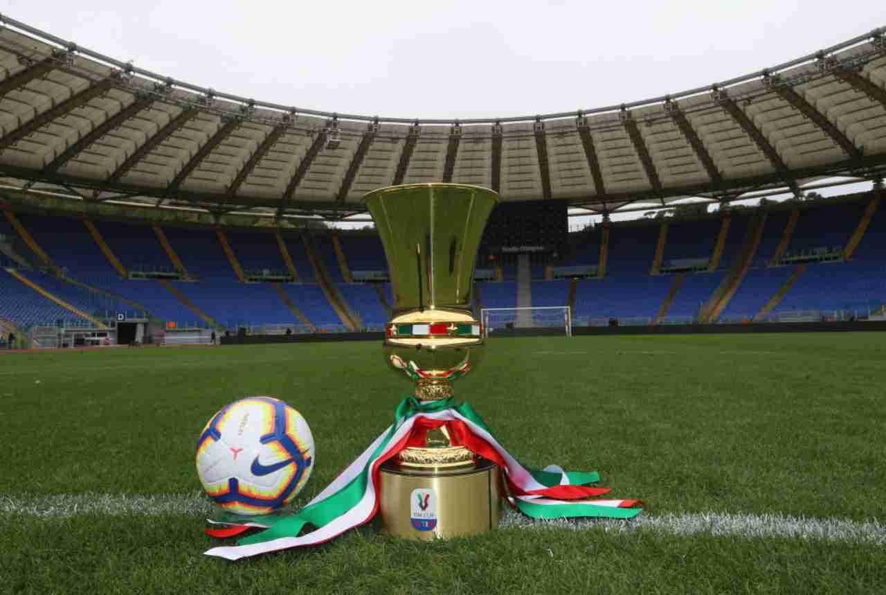 Coppa Italia, Semifinali e Finale: importante novità nel regolamento