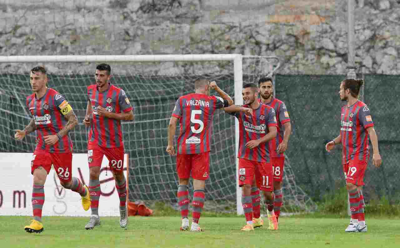 SerieB: Cremonese parte forte, tris ad Ascoli per la salvezza
