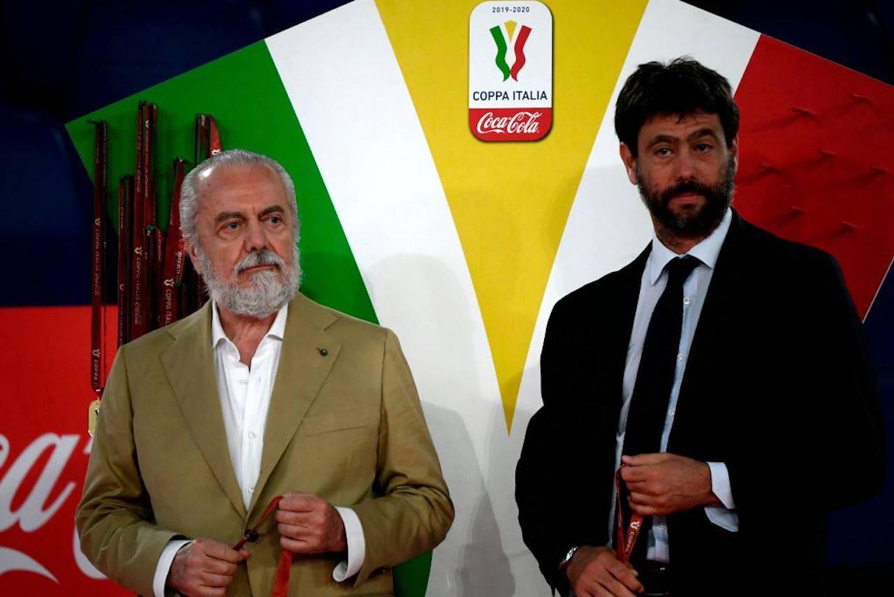 """Napoli, De Laurentiis voleva Allegri: """"L'ho chiamato prima di Gattuso"""""""