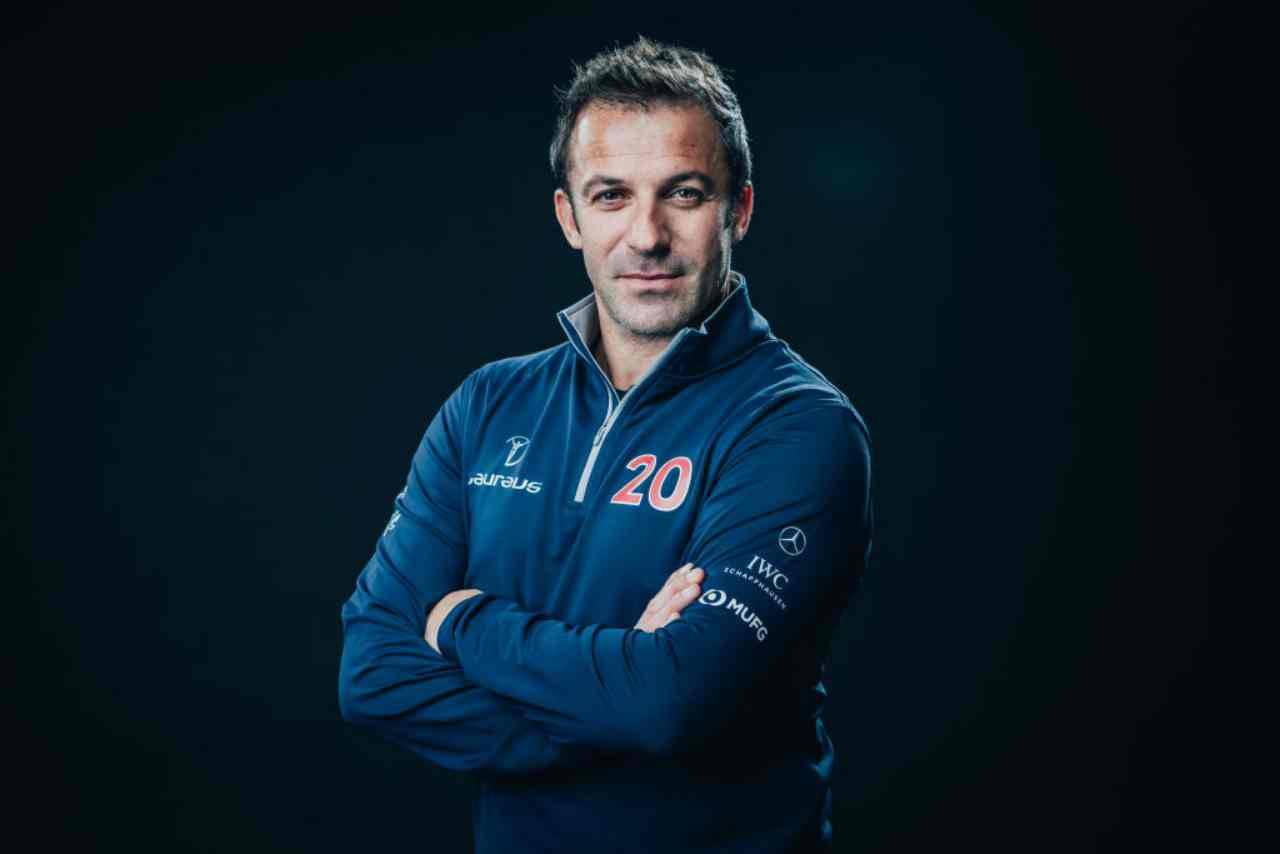 Juventus, la delusione di Del Piero, le domande di Sarri