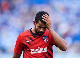 Diego Costa condannato a 6 mesi di carcere: il motivo della sentenza