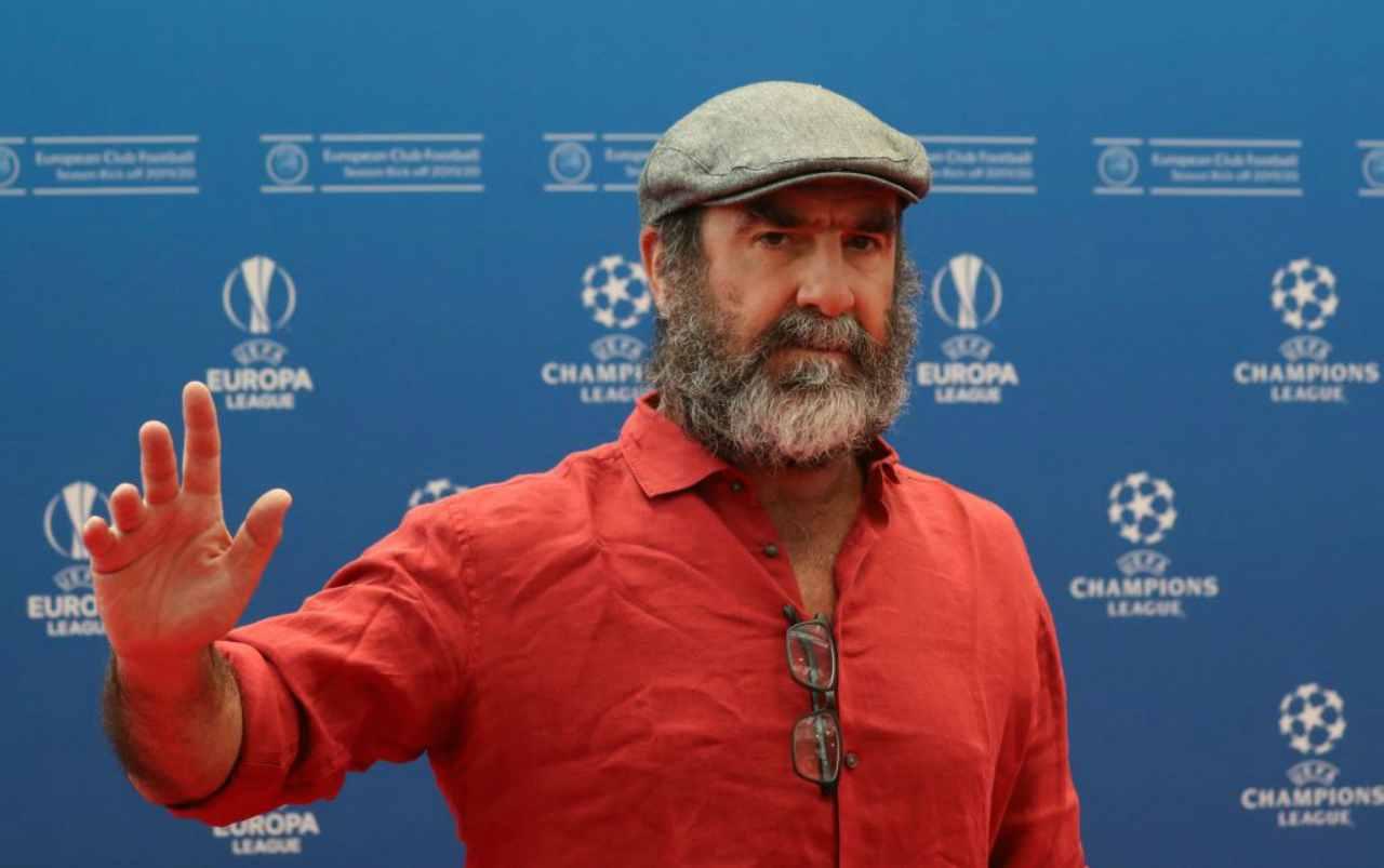 Eric Cantona, la top 11: Messi, Maldini e grandi stelle del passato