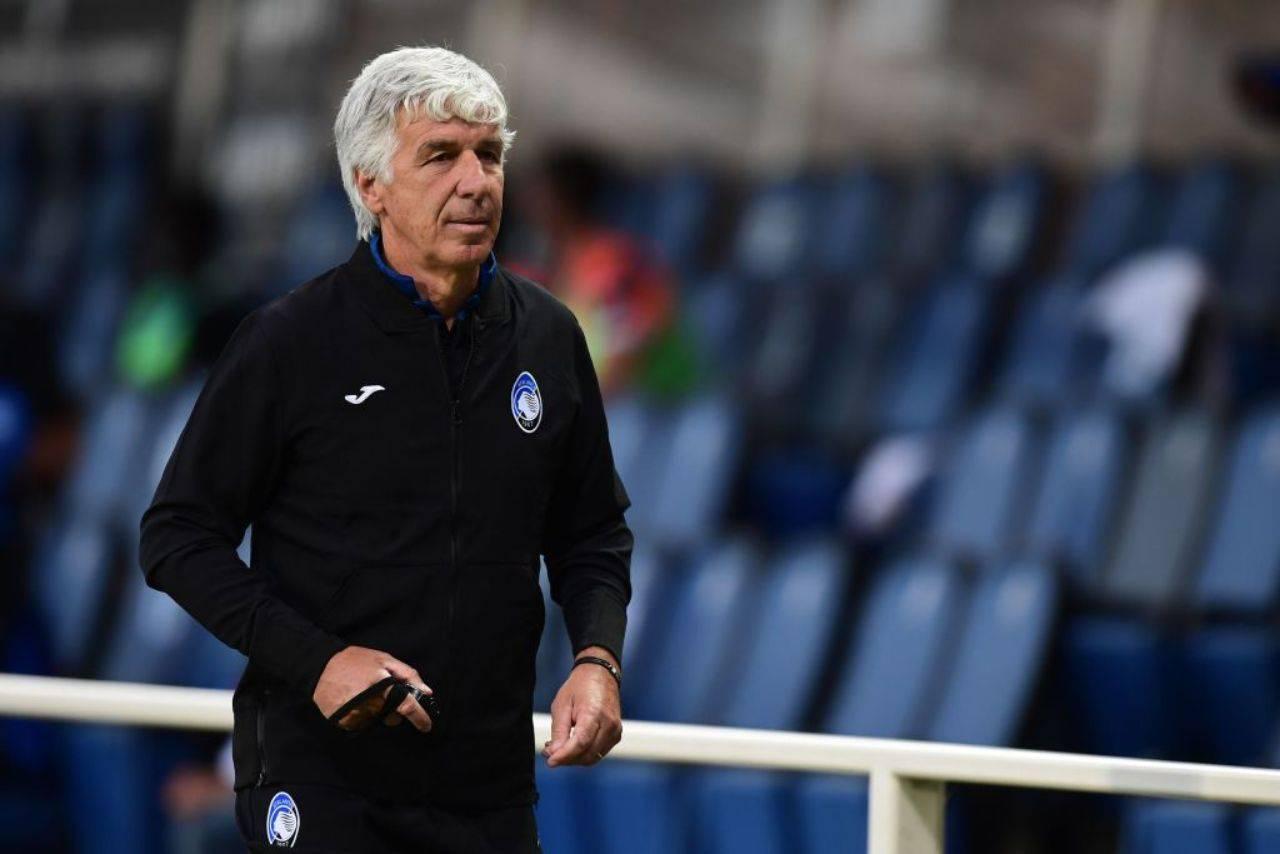 """Atalanta-Lazio, Gasperini: """"Convinti di poterla ribaltare già nell'intervallo"""""""