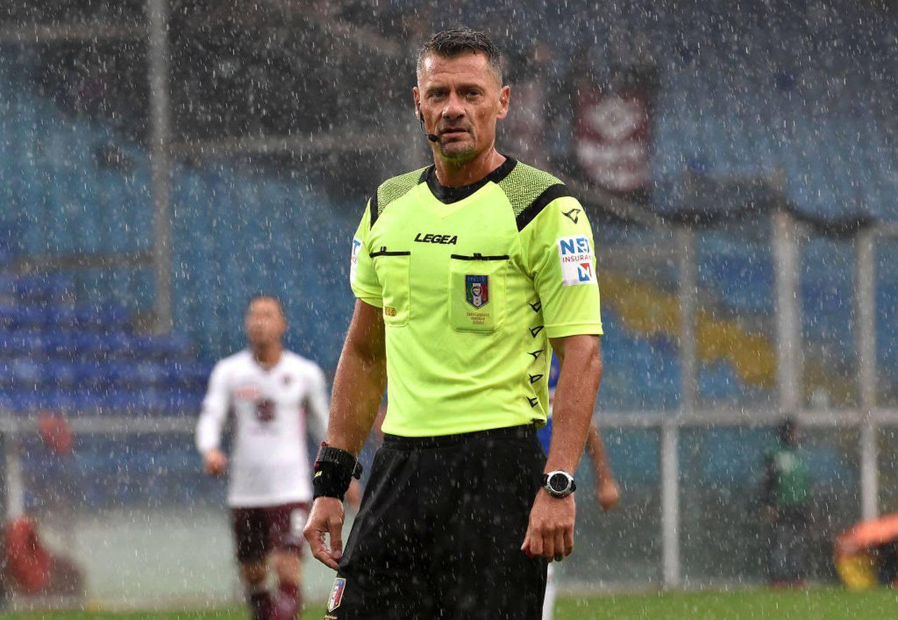 Serie A arbitri del 28 giugno: Milan-Roma affidata a Giacomelli