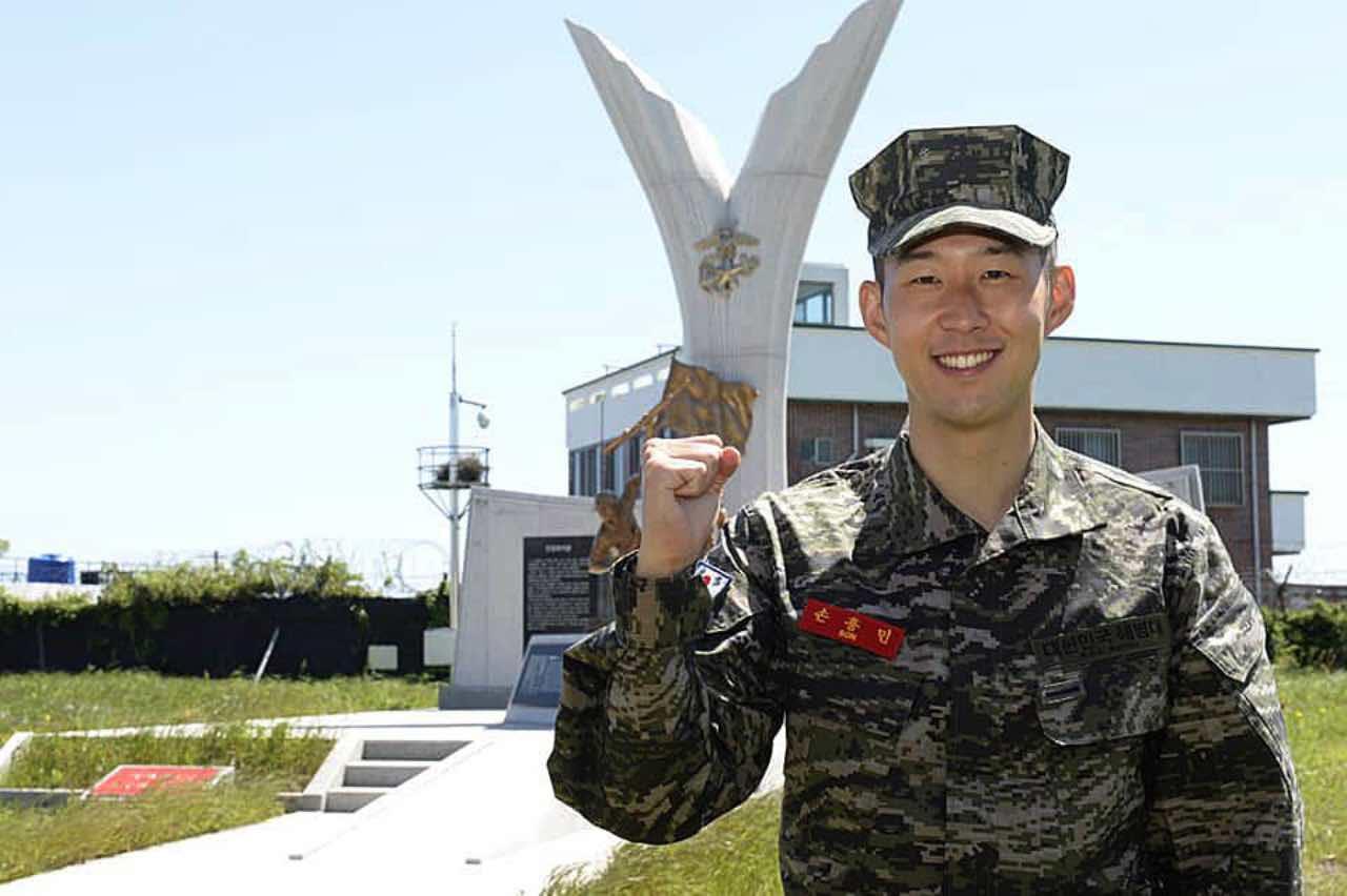 """Son racconta l'addestramento militare: """"Esperienza speciale"""" (Getty Images)"""