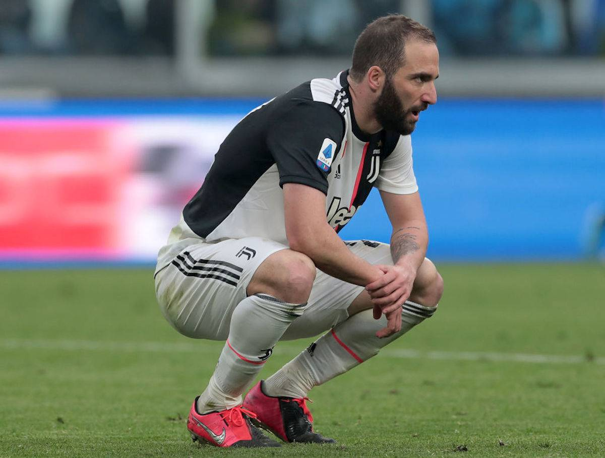 Higuain, la Roma ci prova e propone uno scambio allo Juventus