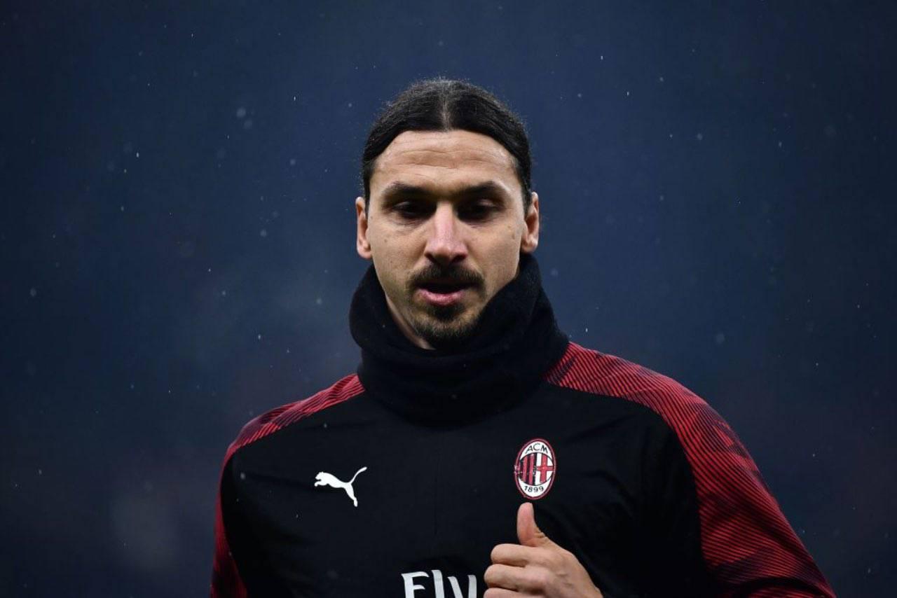 Ibrahimovic, il Bologna si allontana: le parole di Bigon (Getty Images)