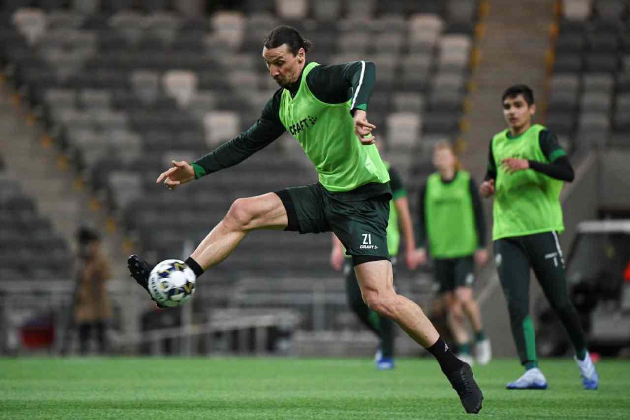 Ibrahimovic non autorizzato, le possibili conseguenze