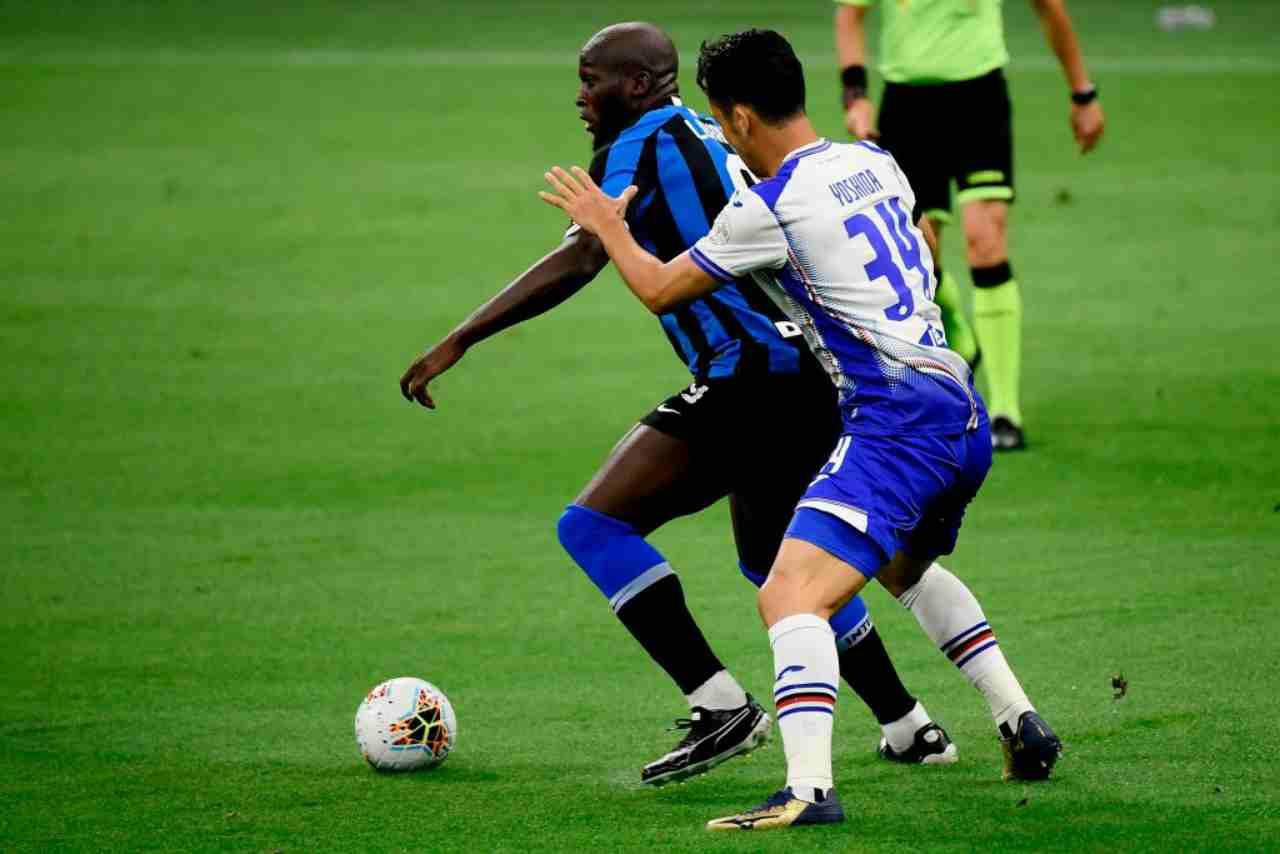 Serie A, highlights Inter-Sampdoria: gol e sintesi del match – VIDEO