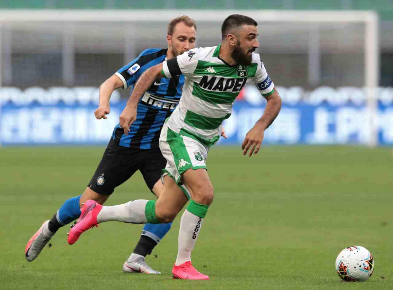 Serie A, highlights Inter-Sassuolo: gol e sintesi partita – VIDEO