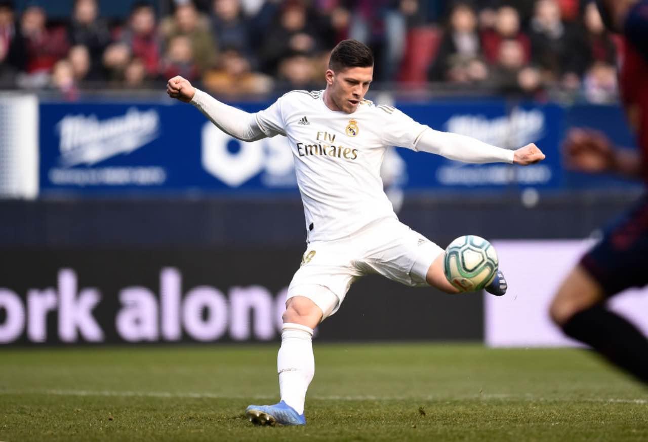 Milan: Jovic è il primo obiettivo, ma c'è un ostacolo (Getty Images)