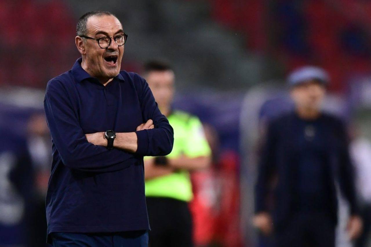 """Juve-Lecce, Sarri: """"Pjanic? Non sono preoccupato. Contento per Higuain"""""""