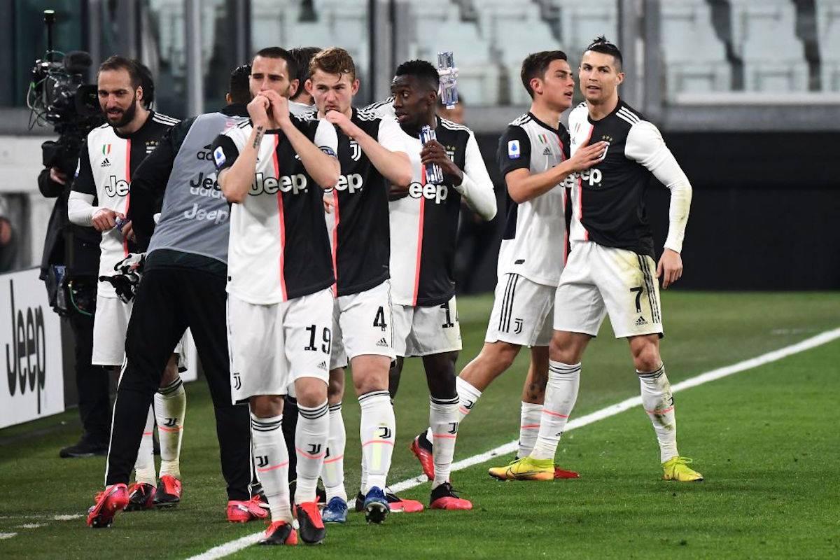 La Juventus sfiderà il Bologna domani sera