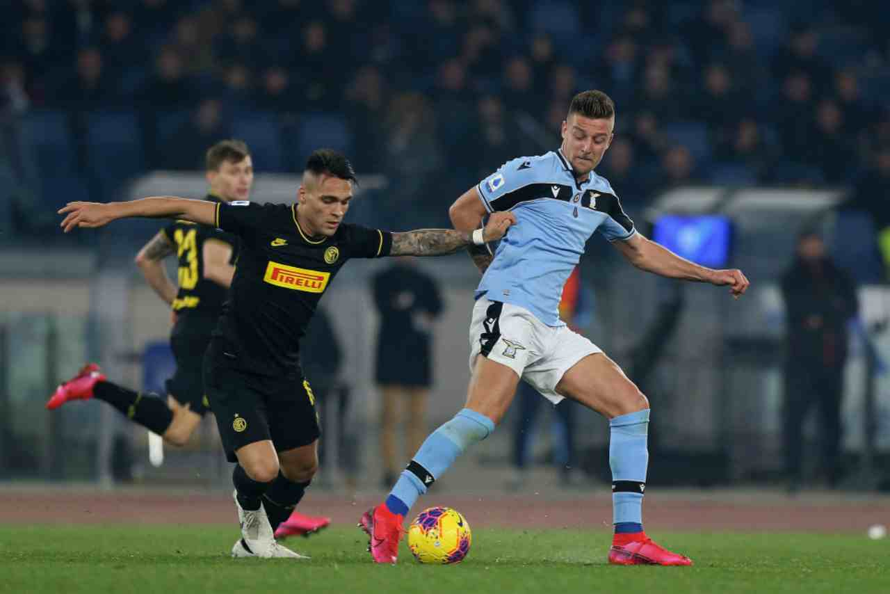 Lazio-Inter, i precedenti dell'incontro (Getty Images)
