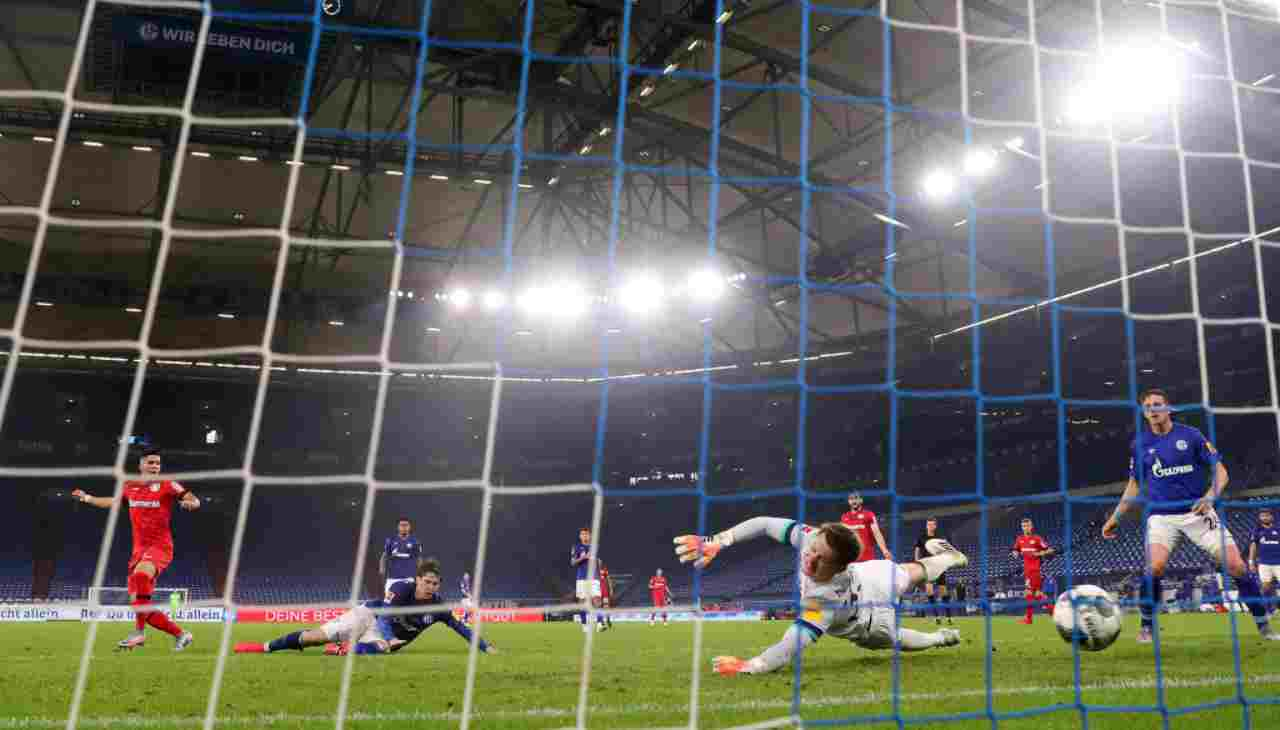 Bundesliga: Bayer Leverkusen, gol numero 100 per un pari da Champions