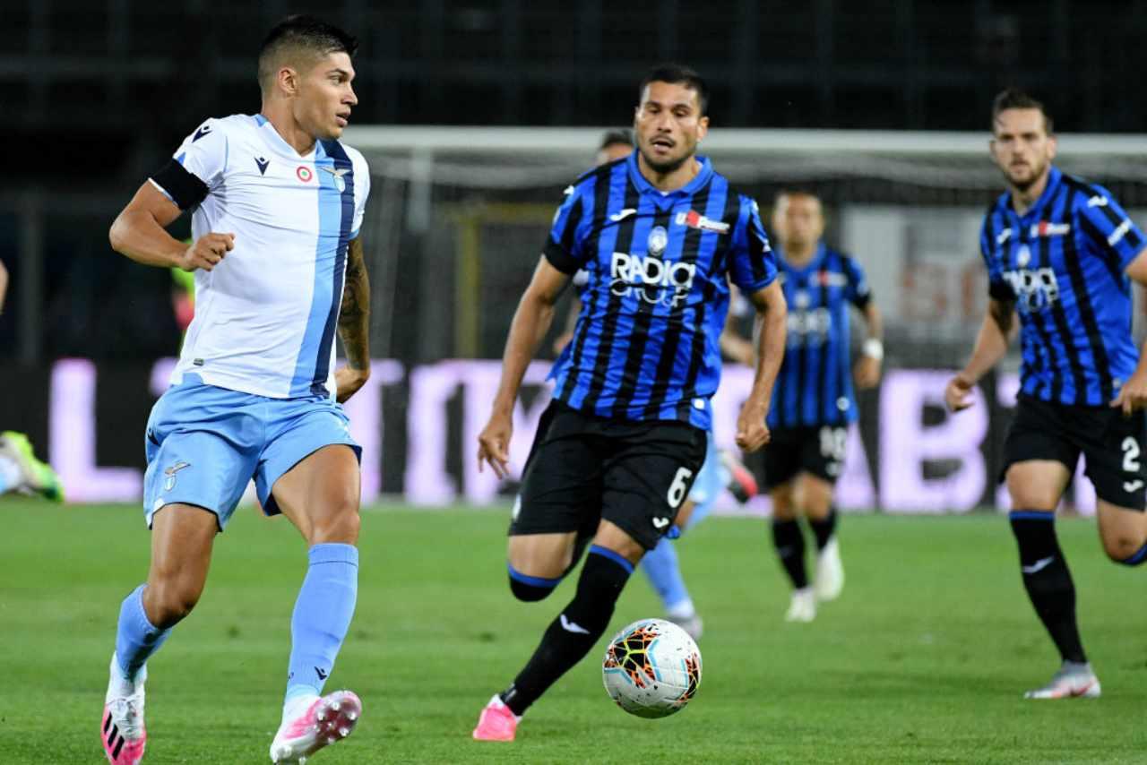 Atalanta-Lazio, Palomino completa la rimonta, biancocelesti a -4 dalla Juve (Getty Images)