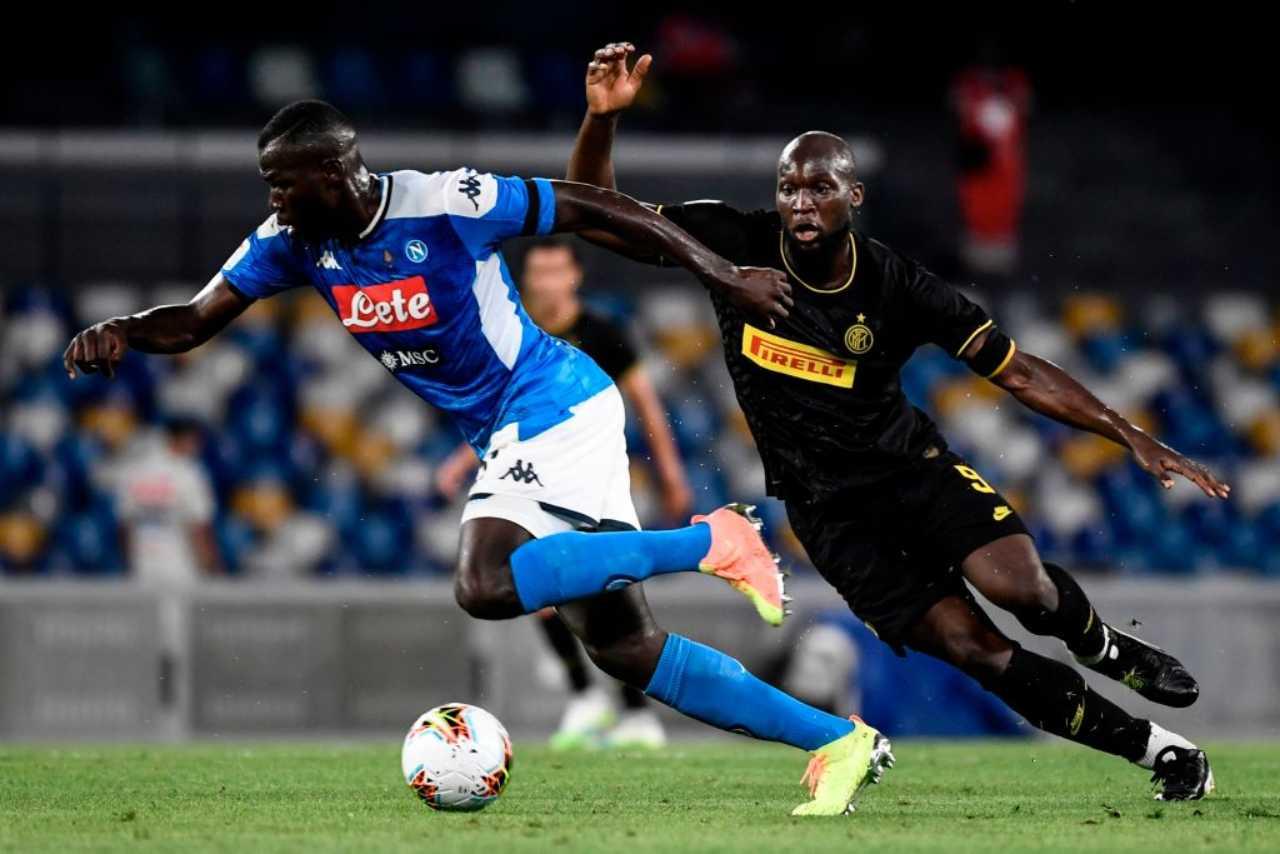 Napoli Inter Mertens Annulla Eriksen Finale Di Coppa Italia Per Gli Azzurri