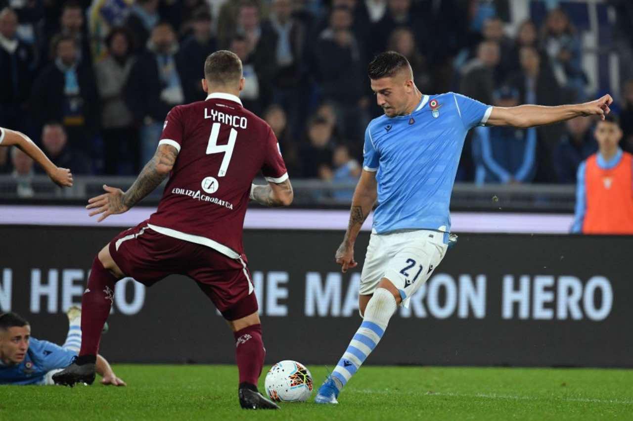 Lazio-Torino ricorso