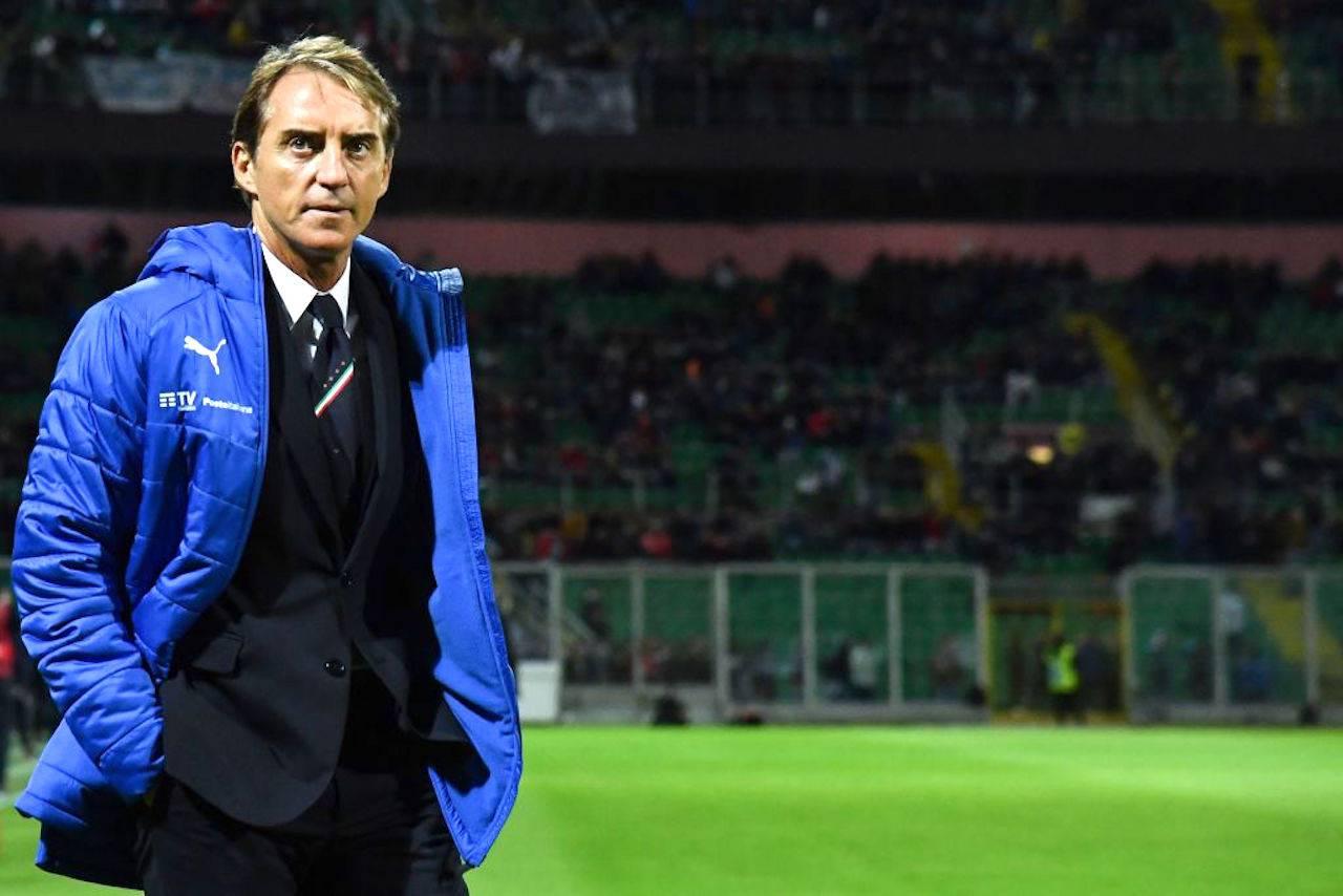 """Napoli-Juventus, il ct Mancini: """"In campo tre osservati speciali"""""""