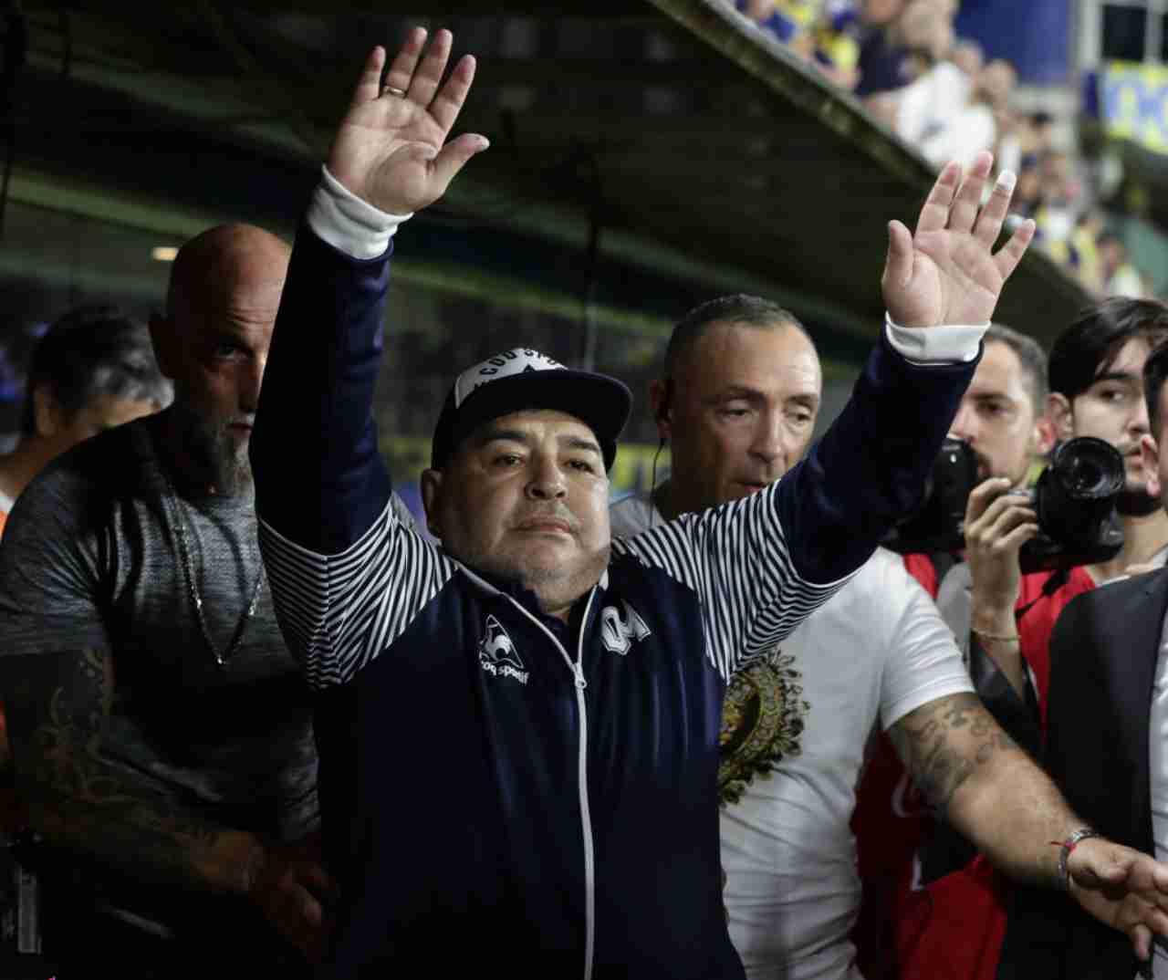 Ronaldinho e il sogno Gimnasia: giocherebbe per Maradona