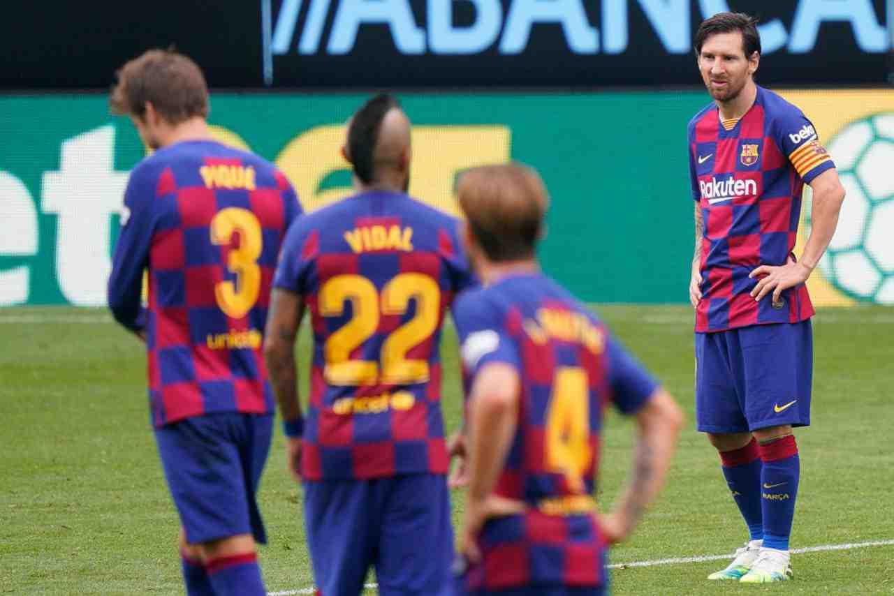 Barcellona, positivo al Coronavirus nella squadra (Getty Images)