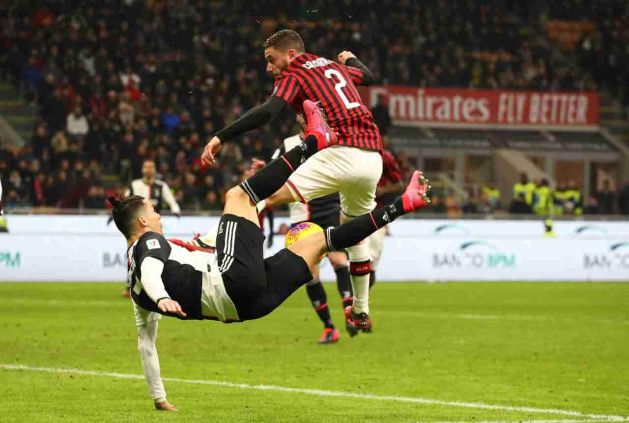 Juventus-Milan in Coppa Italia: precedenti, curiosità e statistiche