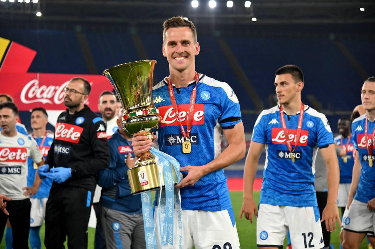 Calciomercato, colpo di scena Milik: ribaltone e rischio beffa per la Juventus