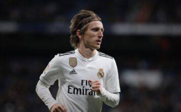 Modric esalta Totti: il messaggio per l'ex capitano della Roma (Getty Images)