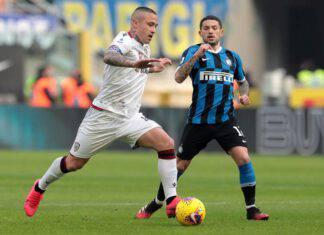 Nainggolan, anche l'Atalanta è in corsa: la posizione dell'Inter