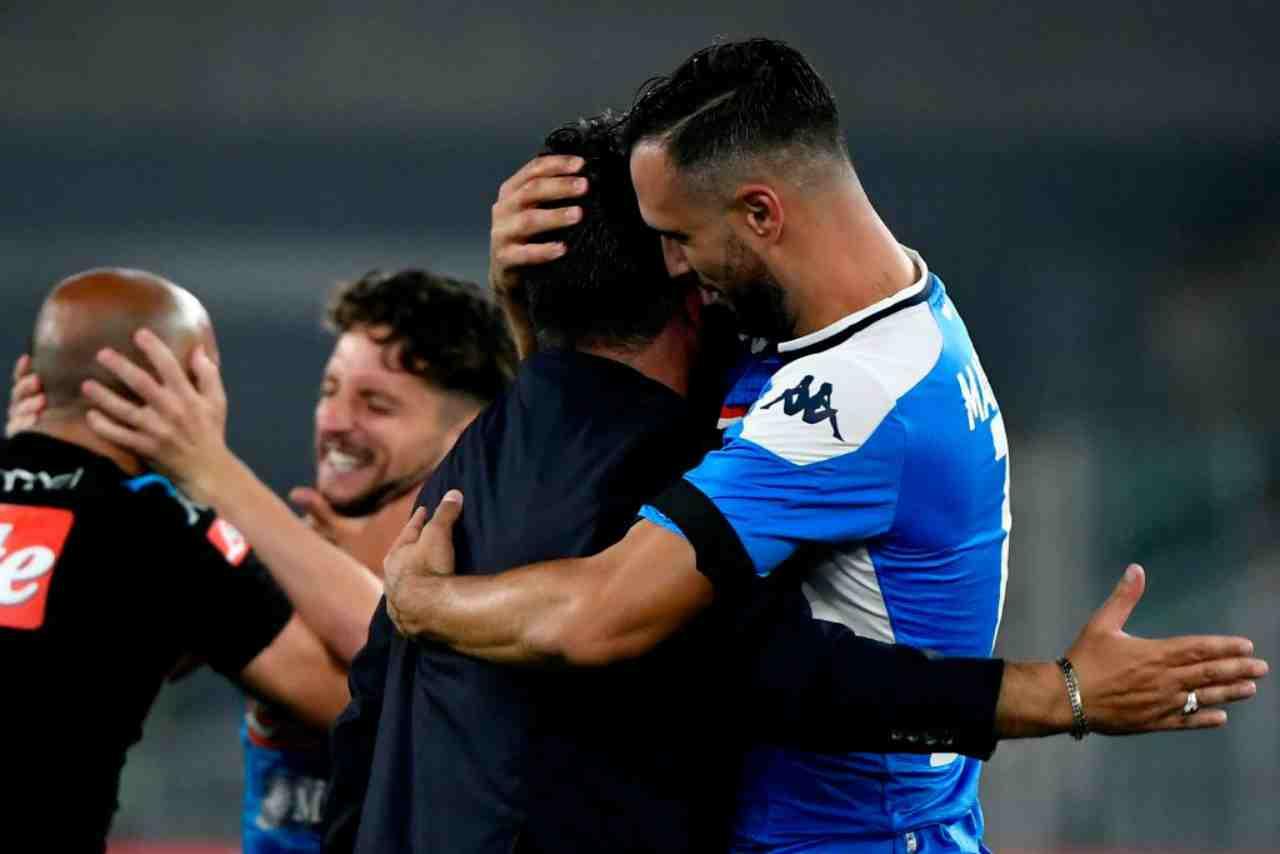 """Coppa Italia, Spadafora esulta: """"Forza Napoli"""", il Ministro scatena i tifosi sui social"""