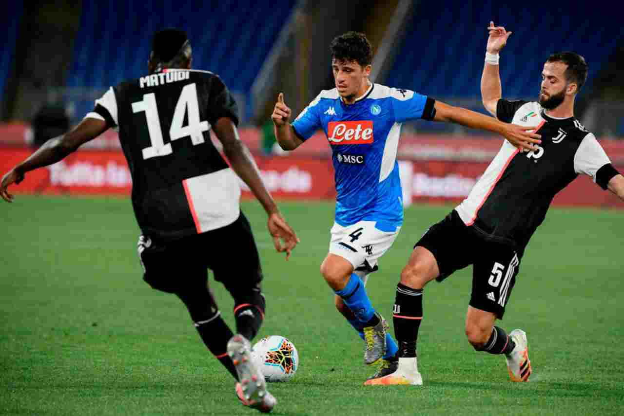 Coppa Italia, highlights Napoli-Juventus: gol e sintesi della finale – Video