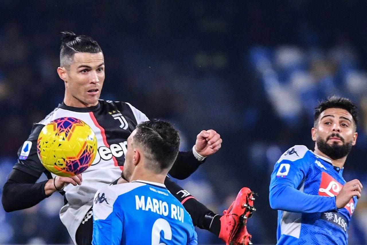 Napoli-Juventus, probabili formazioni: Mertens c'è. I dubbi di Sarri...