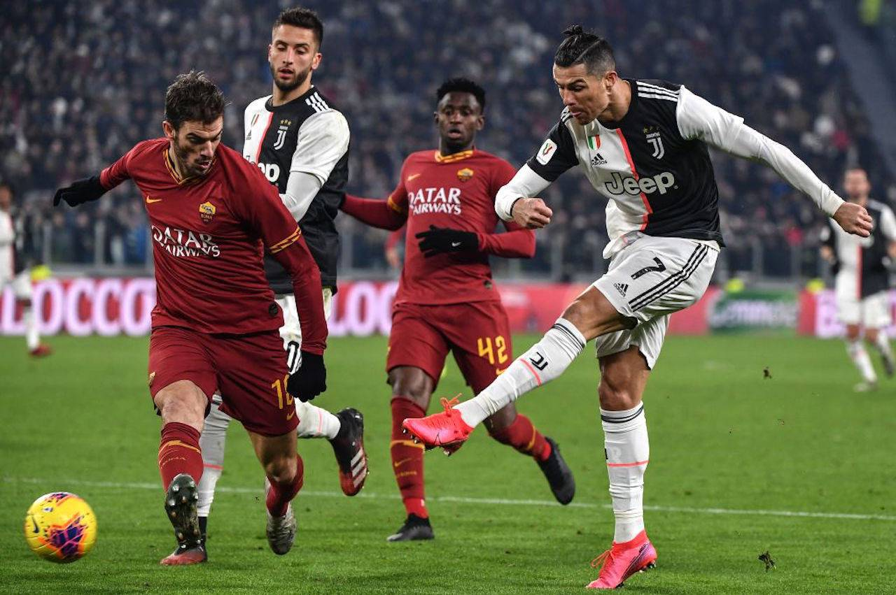 Roma-Juventus, i precedenti dell'incontro (Getty Images)