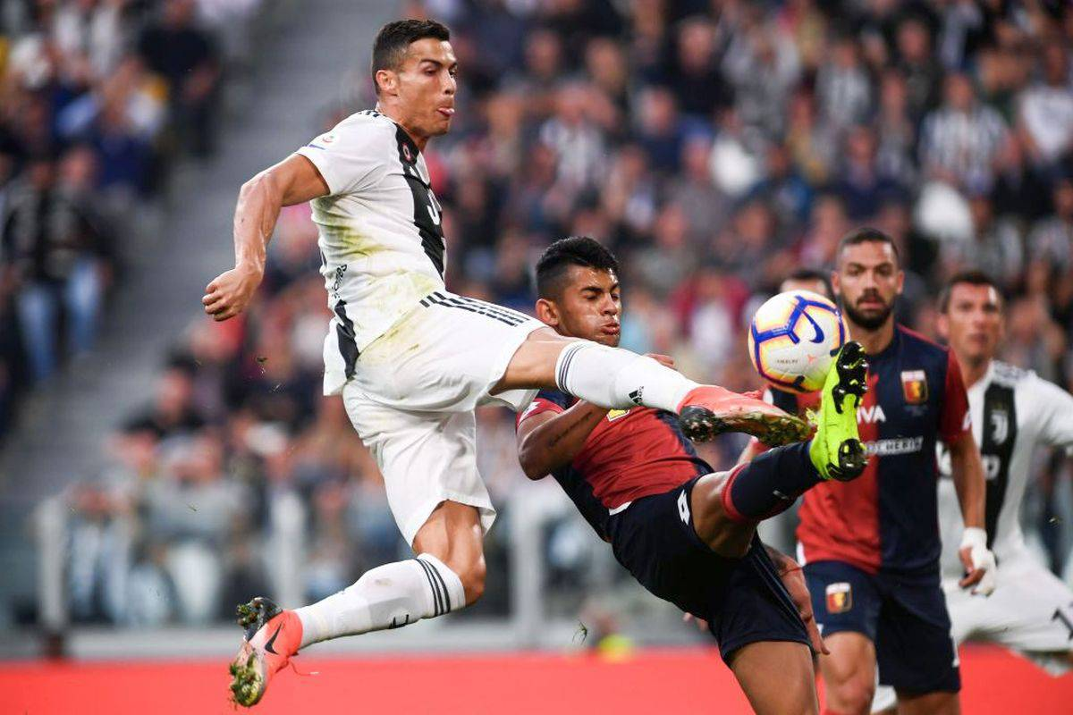 Juventus, Cristiano Ronaldo: parametri fisici migliori di quelli di marzo