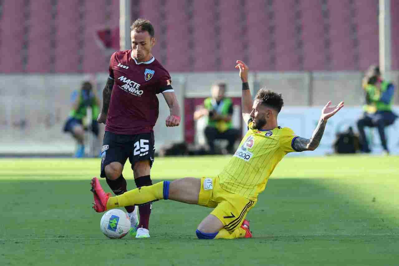 Serie B, 20 giugno: un'immagine di Salernitana-Pisa