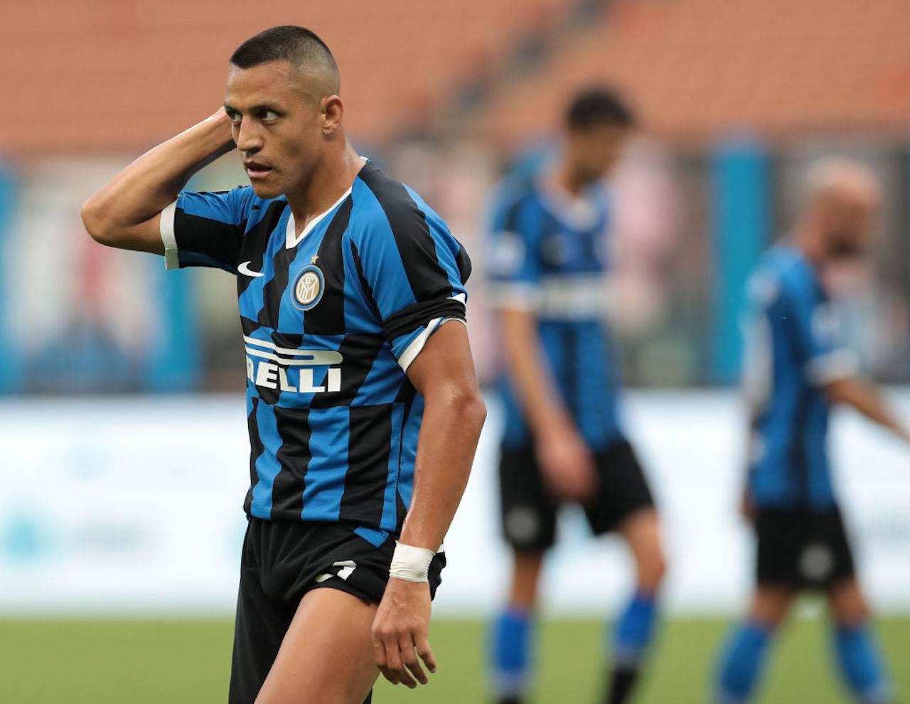 Inter, rinnovo Sanchez e Moses: accelerata sui nuovi contratti