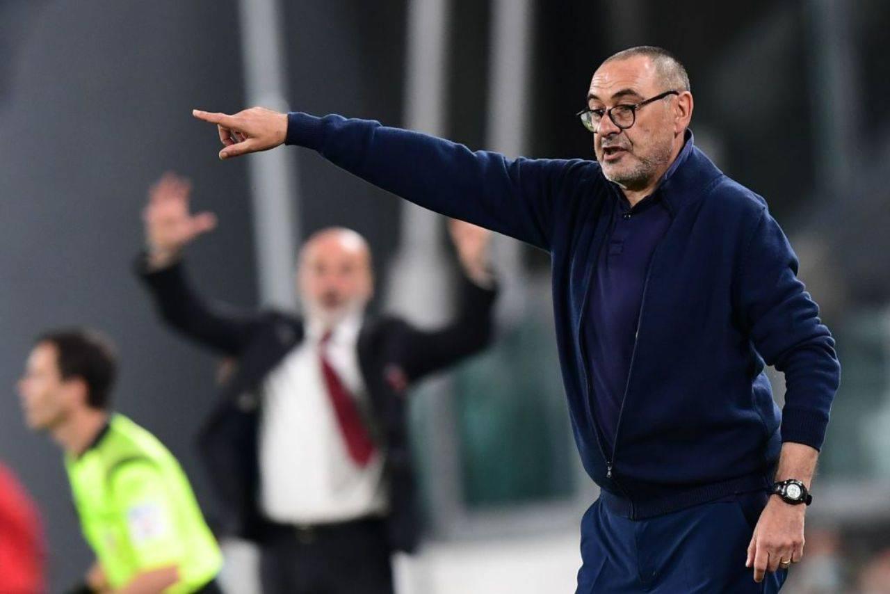 Sarri parla del Napoli e si concentra sulla finale di Coppa Italia (Getty Images)