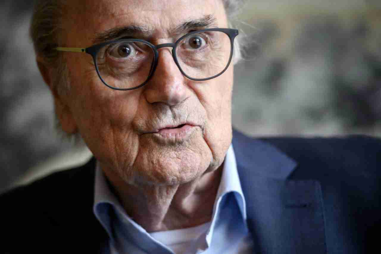 Blatter in ospedale: le ultime sulle condizioni (Getty Images)