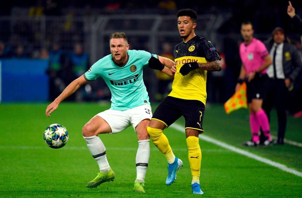 Inter, Skriniar: niente ricorso. Giocatore multato dal club