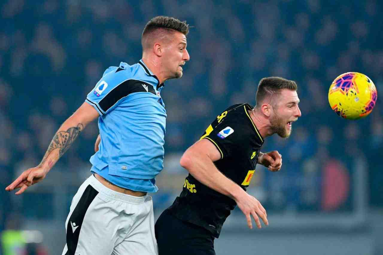 Inter, il Manchester City ha messo gli occhi su Skriniar