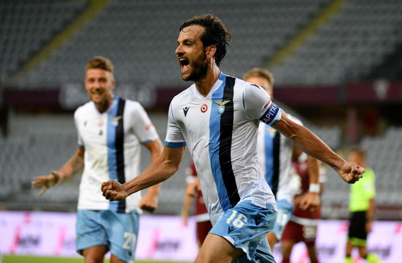 Torino-Lazio, Belotti non basta: Immobile e Parolo ribaltano i granata