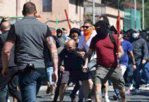 Manifestazione Ultras a Roma, scontri con Polizia e giornalisti : cosa sta succedendo